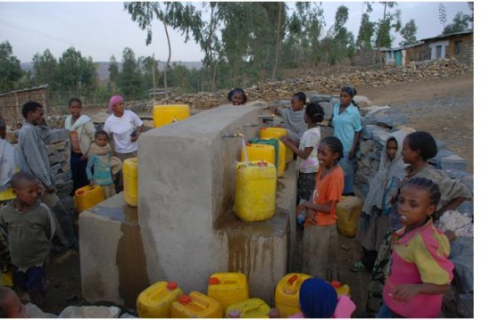 Mekelle Water Project 1