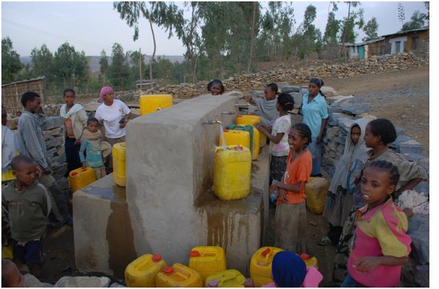 Mekelle Water Project 1