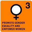 MDG 3 logo